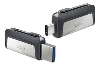 Pendrive 32gb Sandisk Tipo C Duo Drive Usb 3.1 Celular Envio