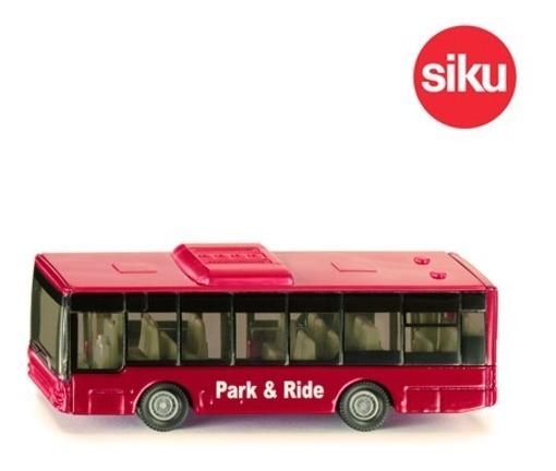 Bus Park And Ride - Siku Serie 10 1/87 H0