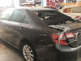 Toyota Camry Xle 4 Cil 2013 En Partes Refacciones Desarme