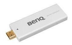 Dongle Qcast Benq Adaptador Wifi Para Projetor Com Hdmi Qp01