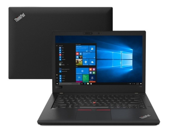 Thinkpad T480 I7-8650u 8gb 1tb Windows 10 Pro 20l6scwg00