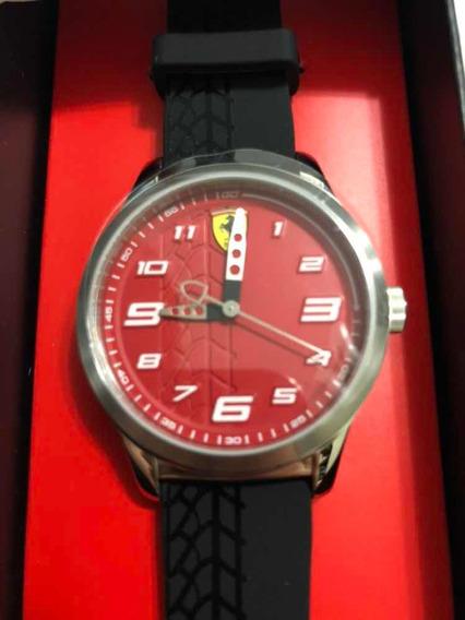 Relógio Ferrari Novo Na Caixa Original