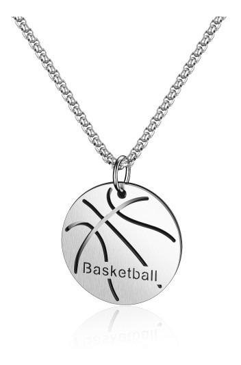 Collar De Balón Basketball De Acero - 173