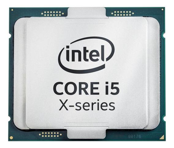 Processador gamer Intel Core i5-7640X BX80677I57640X de 4 núcleos e 4.2GHz de frequência