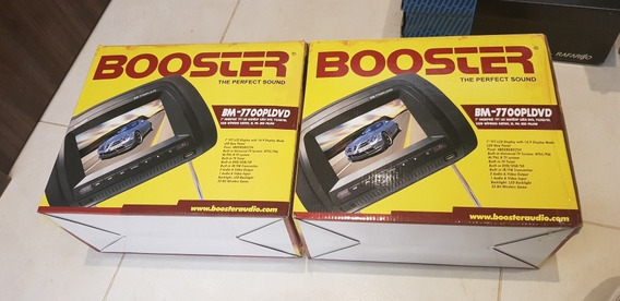 Dvd Automotivo Booster Kit Com 2