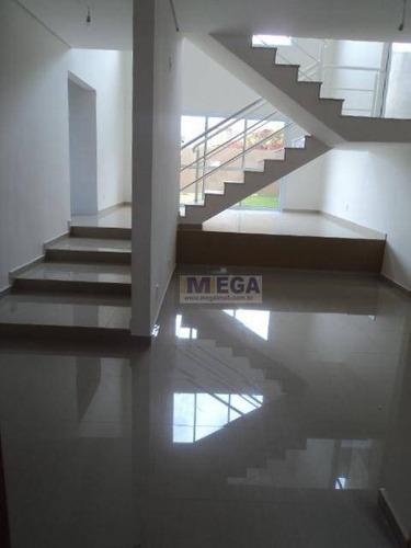 Casa  Residencial À Venda, Jardim Alto Da Colina, Valinhos. - Ca0313