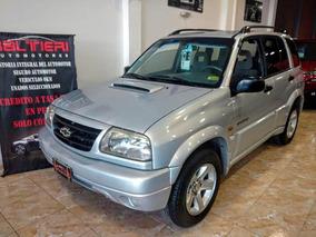 Chevrolet Grand Vitara 5p Tdi 2001