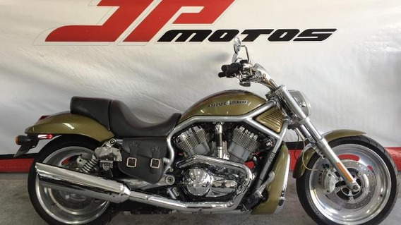 Harley Davidson Vroad 2007 1250 Verde