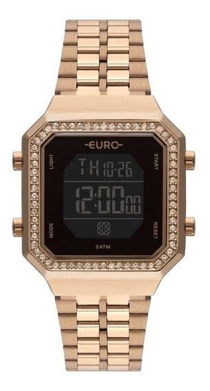 Relógio Euro Feminino Digital Eubjk032aa/4p