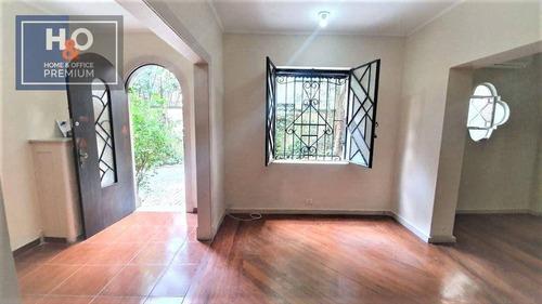 Imagem 1 de 19 de Casa De Vila Para Alugar, 75 M² - Higienópolis - São Paulo/sp - Ca0429