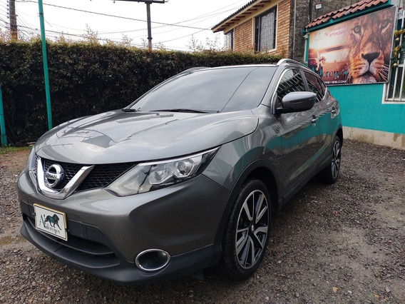 Nissan Qashqai Exclusive Tip Fe 4x4 At 2.0 2017