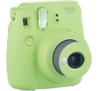 Fujifilm Cámara Instax Mini 9 Selfie Garantía Oficial Fuji