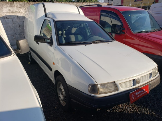 Seat Inca 1.6l Branco 2000