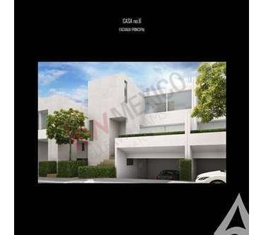 Casa Nueva Unica, Acabados De Lujo En Lomas Angelopolis