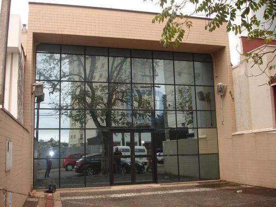 Salão Comercial Para Locação, Cambuí, Campinas. - Sl0022