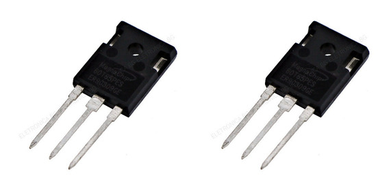 Igbt 60t65pes 60t65 Transistor Original Magnachip | Kit C/ 2