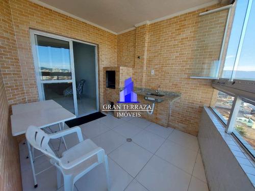 Apartamento Com 3 Dorms, Aviação, Praia Grande - R$ 380 Mil, Cod: 1567 - V1567