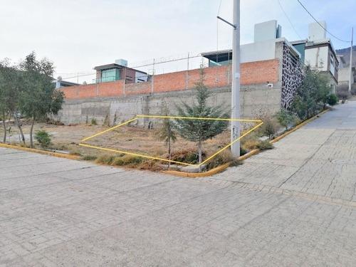 Terreno En Venta Fracc. Pachuca 88 López P. Pachuca Hidalgo