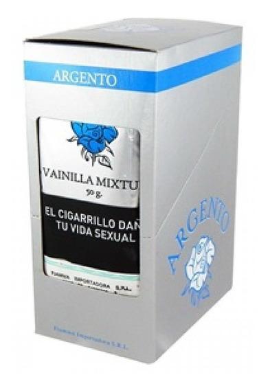 Tabaco Pipa Argento Vainilla Virginia Pack X10 Pipas Tabacos