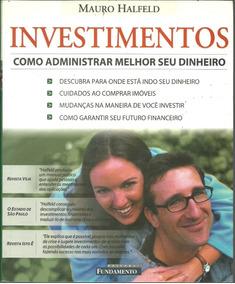 B830 - Investimentos - Mauro Halfeld - 1ª Edição