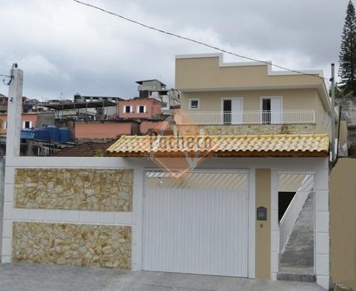 Sobrado Fechado Em Itaquera, 57 M², 02 Suítes, 01 Vaga,  R$ 250.000,00 - 1440
