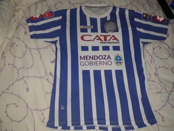 Camiseta Ca Godoy Cruz Mendoza 2009