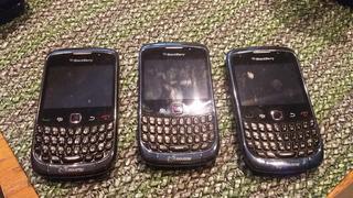 Blackberry 9300 Para Movistar Funcionando Sin Bateria