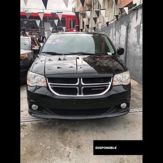 Dodge Grand Caravan Sxt 14 Negro