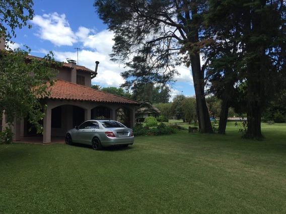 Hermosa Quinta Venta Zona Oeste Pileta Cancha De Tenis