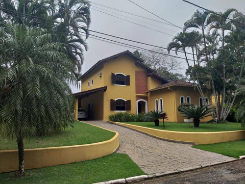 Belo Imóvel No Cond. Park Imperial Na Praia Massaguaçu - Ca0624
