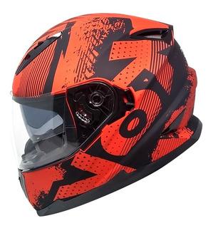Casco Accesorios Kov Motociclista Match One Integral