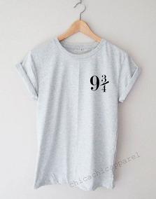 Camiseta Harry Potter 93/4