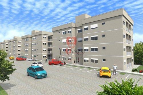 Apartamento Residencial À Venda, Morada Do Vale I, Gravataí - . - Ap0298