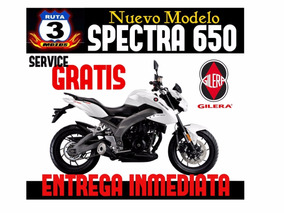 Gilera Vc650 Spectra 650 Inyection Motor Loncin 2018