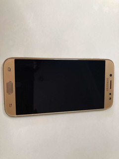 Celular Samsung Galaxy J7 Pro, Sm-j730 - Dourado(1)