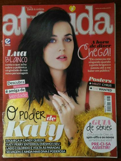 Revista Atrevida 2 Em 1 Capa Katy Perry/atrê Fashion: N° 230