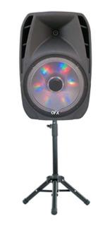 Pbx-61162 Bafle Amplificado Qfx Bluetooth, Usb Recargable