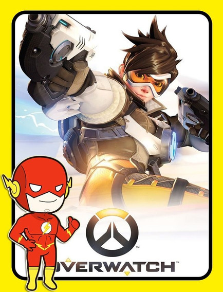 Overwatch Português Pc - Blizzard Key (envio Flash)