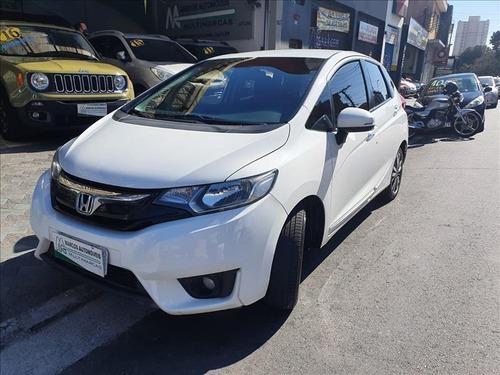 Imagem 1 de 13 de Honda Fit 1.5 Ex 16v