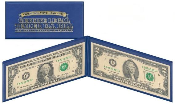 Box $1 + $2 Dollar Star Notes - Edição Colecionador