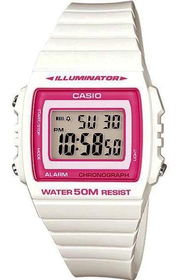 Relógio Casio Feminino W-215h-7a2vdf