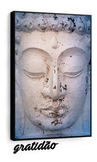 Quadro Decorativo Estátua Buda Religião Budismo Decoração