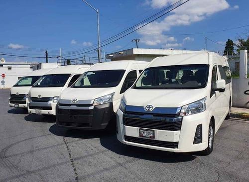 Imagen 1 de 8 de Renta De Camionetas Para Viajes