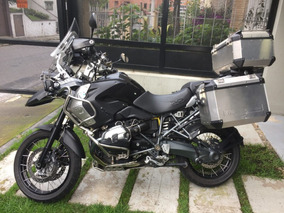 Bmw R1200gs-triple Black-2013-25000km, Buenísima! Negociable