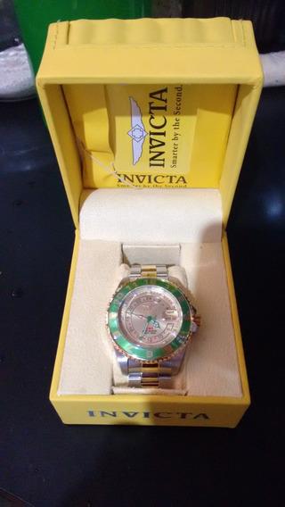 Relógio Invicta Gmt - Original - Sem Uso