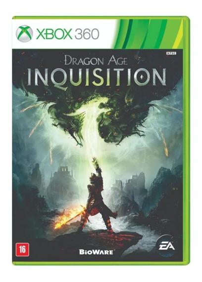 Dragon Age Inquisition Midia Fisica Novo Lacrado Original