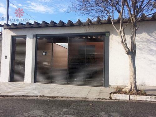 Imagem 1 de 15 de Casa Sobrado Para Venda, 3 Dormitório(s) - 737