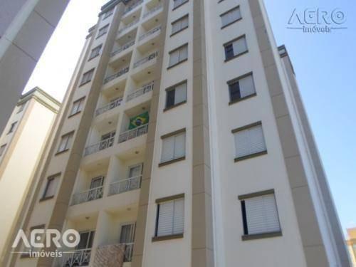 Apartamento Residencial Para Locação, Jardim Samburá, Bauru. - Ap1060