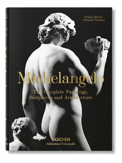 Michelangelo Obra Completa Paintings E + Inglês Frete Grátis