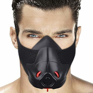 Sport Workout Hypoxic Mask Running Mask Fitness Mask Achiev